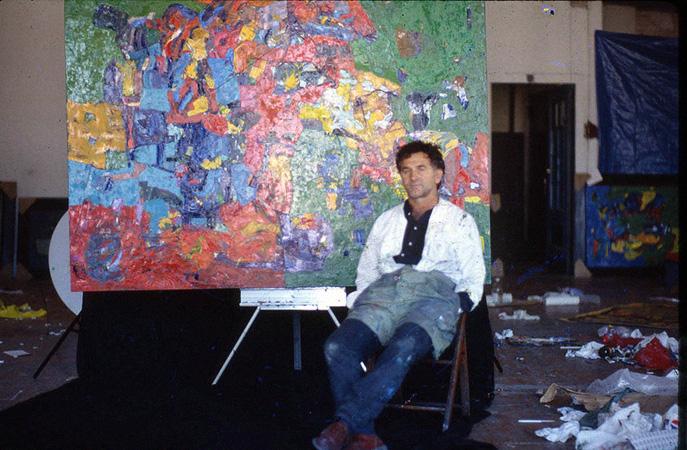 Kiro Urdin - Kiro Urdin – Artistic Founder of Planetarism Movement _ 1
