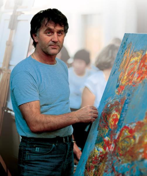 Kiro Urdin - Kiro Urdin – Artistic Founder of Planetarism Movement _ 2