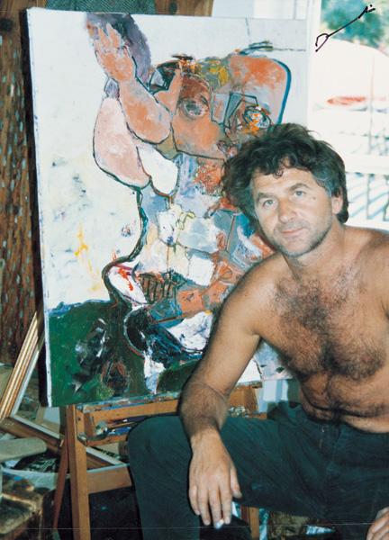Kiro Urdin - Kiro Urdin – Artistic Founder of Planetarism Movement _ 11