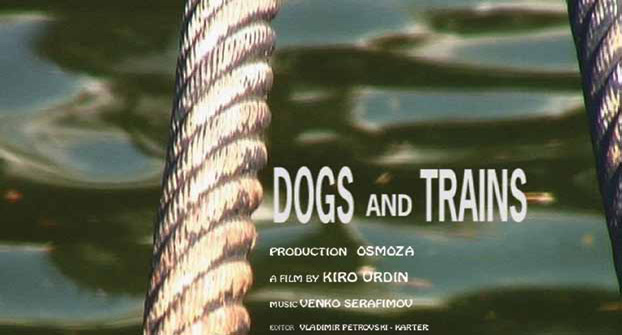 Kiro Urdin - Dogs and Trains _ 0
