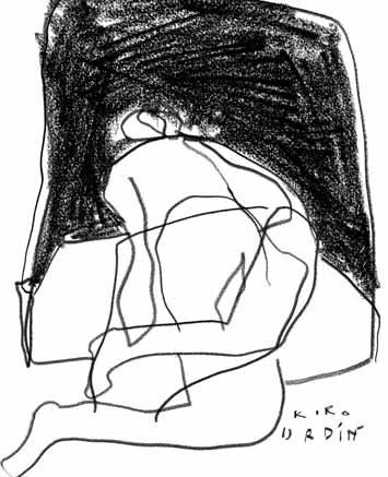 Kiro Urdin - Drawings _ 44