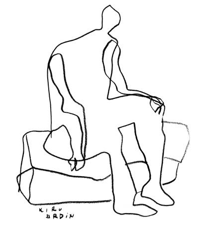 Kiro Urdin - Drawings _ 43