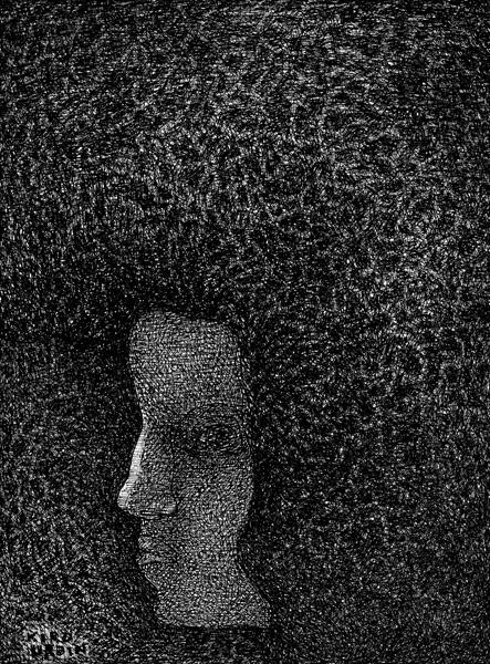 Kiro Urdin - Drawings _ 33