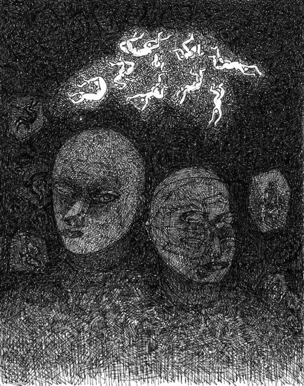 Kiro Urdin - Drawings _ 32