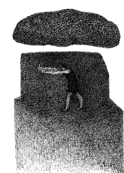 Kiro Urdin - Drawings _ 27