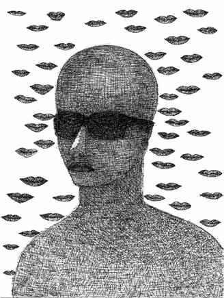 Kiro Urdin - Drawings _ 23