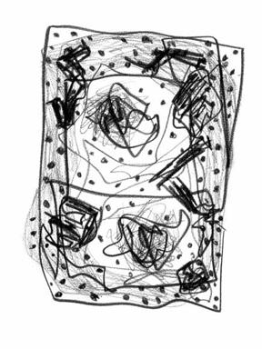 Kiro Urdin - Drawings _ 20