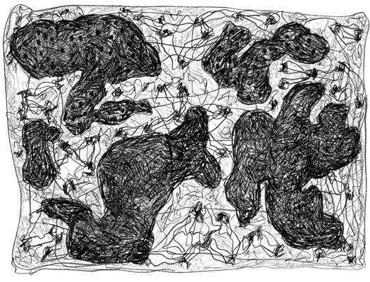 Kiro Urdin - Drawings _ 18