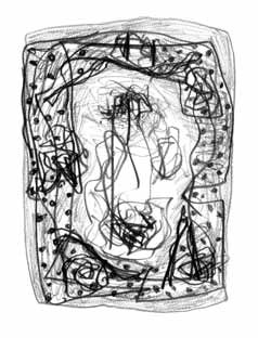 Kiro Urdin - Drawings _ 15