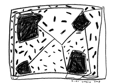 Kiro Urdin - Drawings _ 14