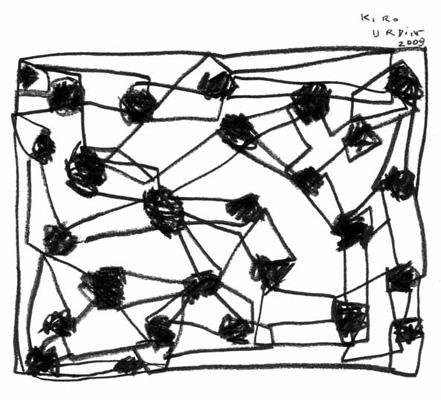 Kiro Urdin - Drawings _ 13