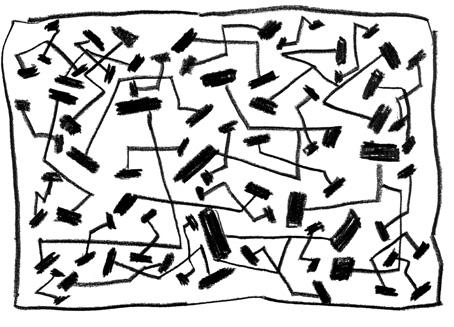 Kiro Urdin - Drawings _ 12