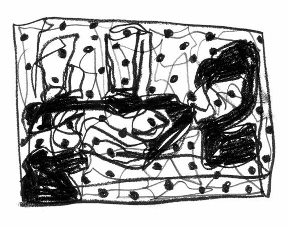 Kiro Urdin - Drawings _ 9