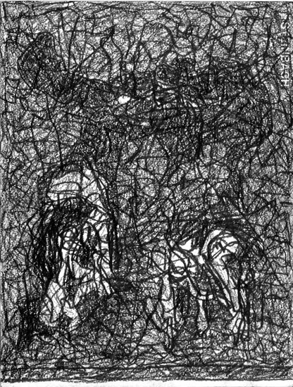 Kiro Urdin - Drawings _ 4