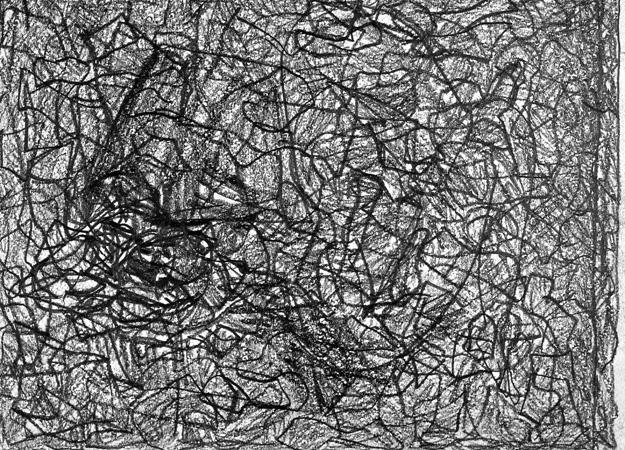 Kiro Urdin - Drawings _ 1