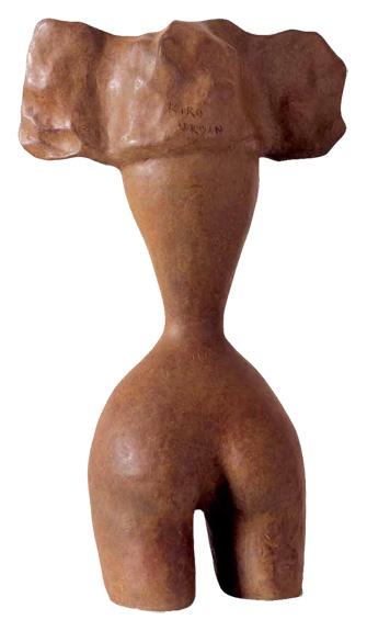 Kiro Urdin - Sculptures _ 2