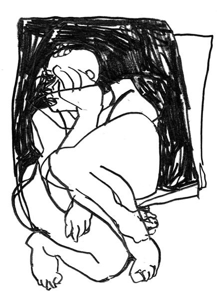 Kiro Urdin - Drawings _ 34